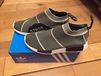 NMD Adidas City Socks CS1 PK Trainers Unisex Footwear