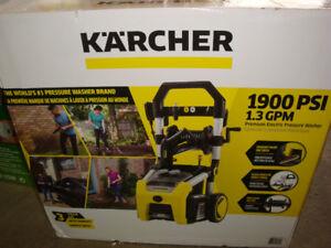 Laveuse à pression Karcher