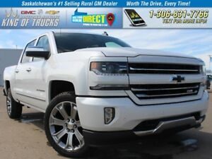 2017 Chevrolet Silverado 1500 LTZ Z71 Leather