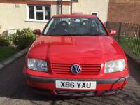 Vw/ Volkswagen 1.6 bora s petrol 5 door 2001 excellent condition