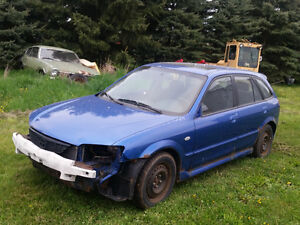 2003 Mazda Protege5 ES Part out