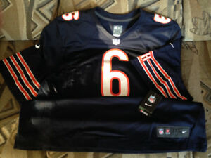 Chicago Bears Jay Cutler Nike official jersey New.