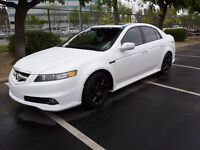 2008 Acura TL type s MANUAL $ 15,500  ***!!!