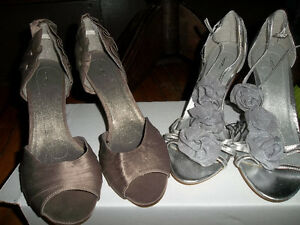 2 pairs of size 10 New heels