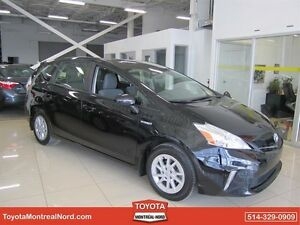 Toyota Prius V Gr. Electric 2014