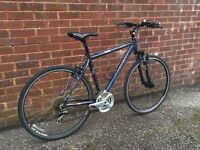"Trek 7200 20"" Hybrid Commuter Bike"