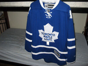 2015-2016 TORONTO MAPLE LEAFS PREMIER HOME JERSEY Kitchener / Waterloo Kitchener Area image 1