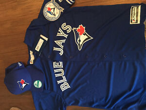 Blues Jays jersey and Hat - new