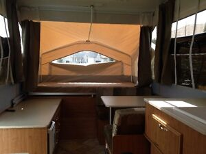 2010 Flagstaff Tent Trailer in MINT condition Kawartha Lakes Peterborough Area image 4