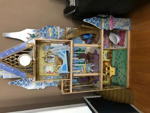 Cinderella Disney dollhouse