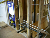 LICENSED PLUMBER RESIDENTIAL COMMERCIAL ROUGH IN TO FINISHING