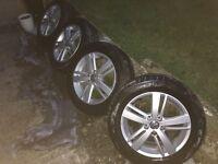 "Vw polo 15"" wheels"