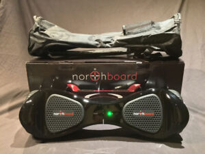northboard™ HOVERBOARD SUMMER SALE + CARRYING BAG