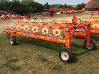 Sitrex Hay Rakes (FREE DELIVERY)