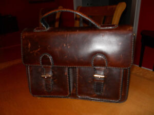 Briefcase - High Quality Leather