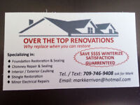 Fences/Siding/Patios and more 746-9408