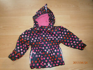 Beau manteau printemps fille, Gusti 18 mois (impeccable)