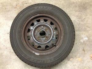 "4 Toyo Eclipse 13"" Snow tires"