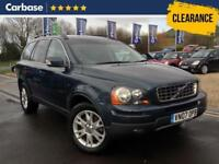 2007 VOLVO XC90 2.4 D5 SE Lux 5dr Geartronic SUV 7 Seats