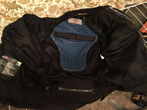 Joe Rocket Protected Motorcycle Jacket Tall XL