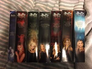 Complete Series of Buffy the Vampire Slayer Kawartha Lakes Peterborough Area image 1