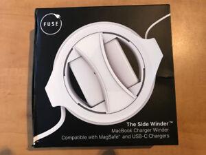 The Side Winder MacBook Charger Winder
