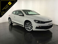 2010 60 VOLKSWAGEN SCIROCCO TDI COUPE SERVICE HISTORY FINANCE PX WELCOME