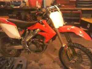 2008 250r for trade
