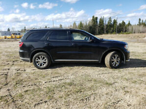 2014 Durango Limited AWD Great Condition