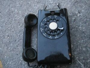 Old Telephone  Wall Mount  Phone