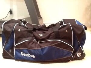 Reebok hockey bag