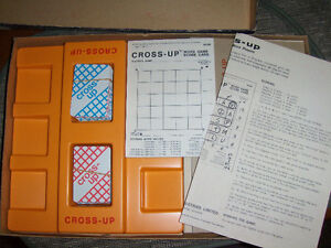 "Bezzer wizzer Game, Vintage ""Cross up"" London Ontario image 2"