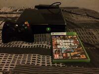 Xbox 360 with GTA 5