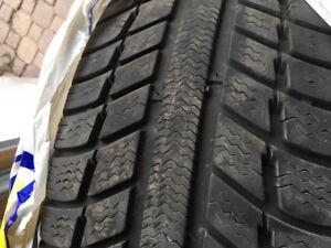 4 pneus d'hiver Michelin Primacy Alpin 205/55/R16