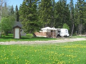 For Sale  Beautiful Lakeview RV Lot in Buck Lake, AB