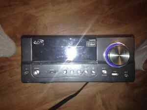 Ilive IPod/ DVD player/ Receiver