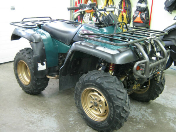 1999 Yamaha Big Bear