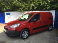2013 Peugeot Partner 1.6HDi ( 92 ) 850 Professional L1 3 Seater Van