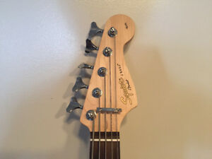 Squire J Bass, 5 String