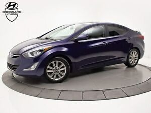 2014 Hyundai Elantra GLS MAN. TOIT OUVRANT MAGS FOGS BLUETOOTH