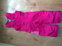 North Face snow pants 2T