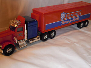 J. M. Schneiders - Tractor Trailer - Issued early 1990's