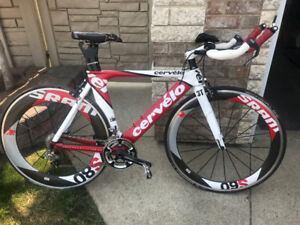 Lose weight & get fit with Triathlon racing bike