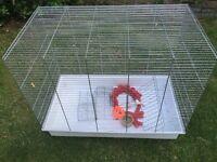 Pet cage suitable for rabbits chinchillas Guinea pigs etc
