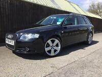Audi A4 S Line Avant TDi 140....FULL HISTORY...SUPERB CONDITION...