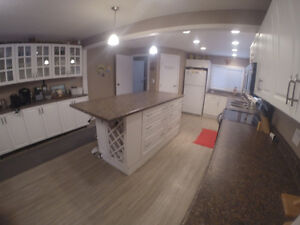 GORGEOUS PIGEON LAKE CABIN.  2 BED, 2 BATH.  STEPS TO THE LAKE! Strathcona County Edmonton Area image 2