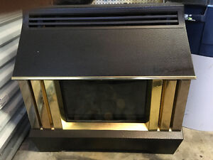 Valor Gas Fireplace - Direct vent through wall Stratford Kitchener Area image 1