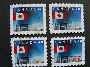 Canadian Used Stamps Scott Catalogue #'s all 20 cents each