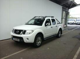 2014 NISSAN NAVARA OUTLAW DCI 231 4X4 DOUBLE CAB WITH ROLL'N'LOCK TOP PICK UP DI