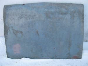 1964 64 Oldsmobile Cutlass 442 trunk lid